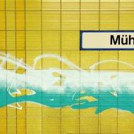 Mühlberg - Grafitti