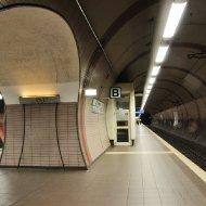 S-Bahn-Station Ostendstrasse - ohne S-Bahn