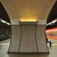 S-Bahn-Station Ostendstrasse - Mahlzeit!