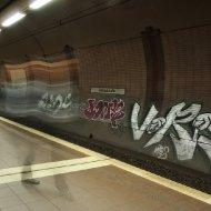 S-Bahn-Station Ostendstrasse - flüchtiger Besuch