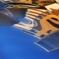 Spiegelung in einer Autohabe I