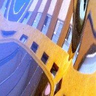 Spiegelung in einer Autohabe II