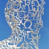Nur Buchstaben im Kopf